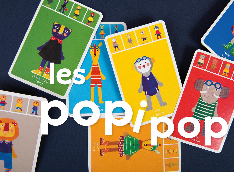 Les Popipop