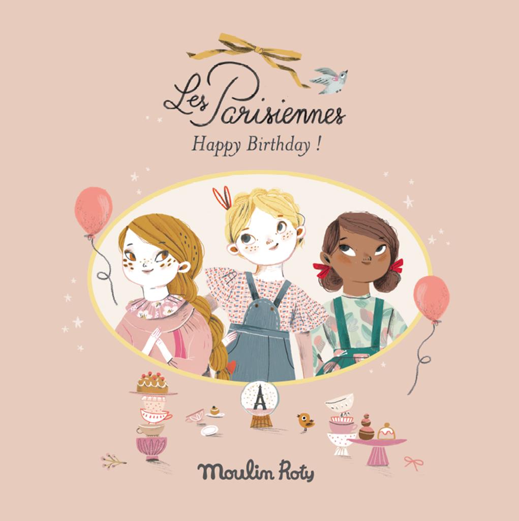 Joyeux anniversaire Les Parisiennes